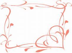 Swirl clipart coral Clip com art Swirl Clker