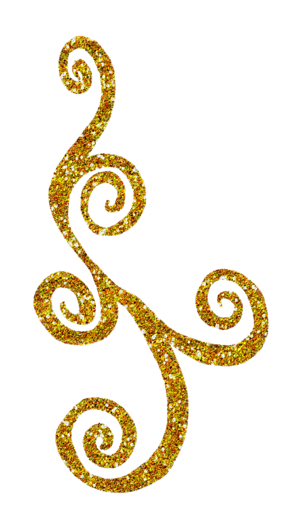 Swirl clipart gold Gold Download Clip swirl Swirl
