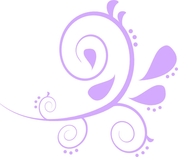 Swirl clipart love This Lilac  as: online