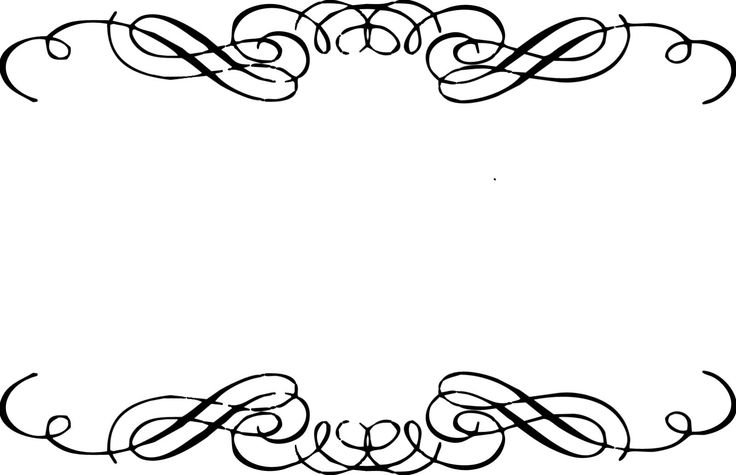 Swirl clipart monogram Free clipartfest clipart Clipartix wedding