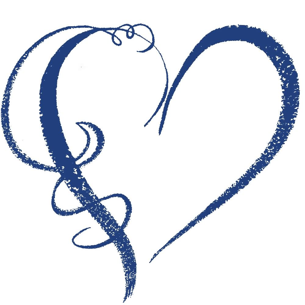 Hearts clipart navy Navy Art Free Download Clip