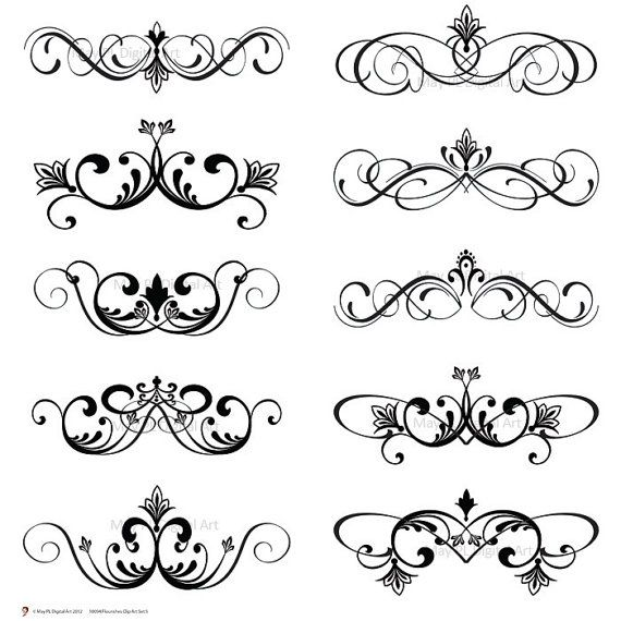 Swirl clipart victorian Lamp Vintage Images Clip