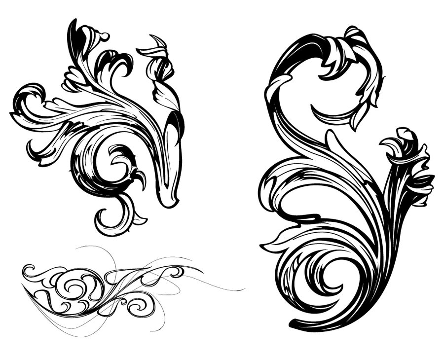 Damask clipart victorian Clip More Download Like Free