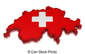 Switzerland clipart Royalty Map 9 Switzerland