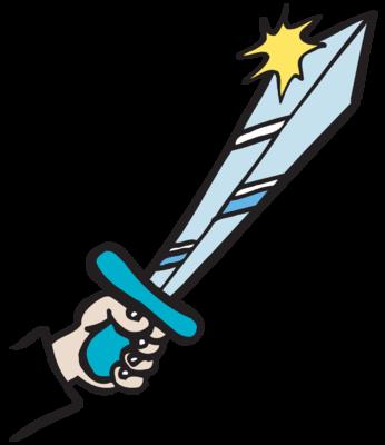 Sword clipart Sword Sword Clipart Christian Bay
