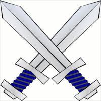 Sword clipart #12