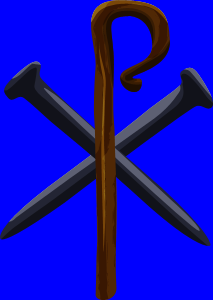 Sword clipart shepherd staff Clipart Staff Terms clipart About
