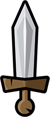 Sword clipart small Art Public to Use Sword