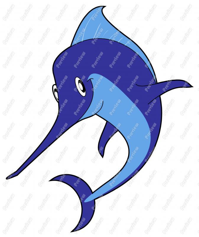 Swordfish clipart Free Vector Swordfish Swordfish Clip