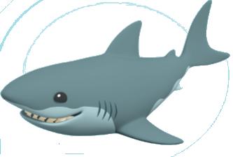 Tiger Shark clipart great white shark #4