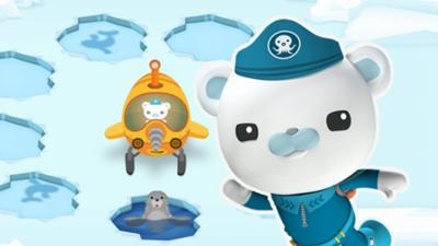 Barracuda clipart octonauts CBeebies Weddell Rescue Octonauts Seal