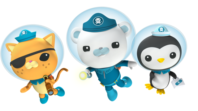 Barracuda clipart octonauts Octonauts BBC CBeebies