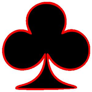 Symbol clipart Club Clip Art Outlined Symbol