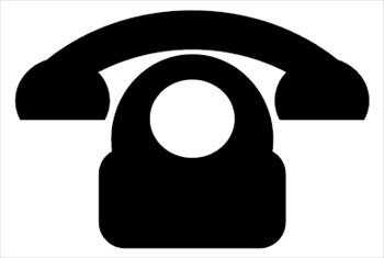 Symbol clipart Symbol collection Telephone clipart symbol