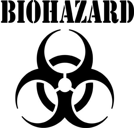 Symbol clipart biohazard Stencil Clipart Download Free Symbol
