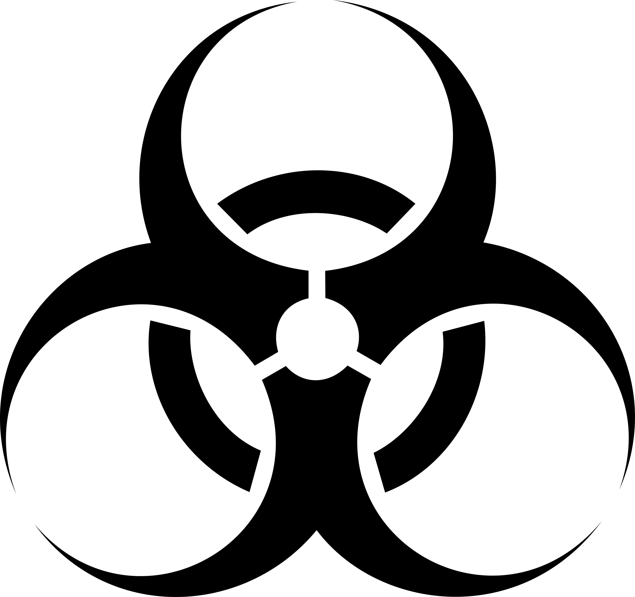 Symbol clipart biohazard Symbol Biohazard Clipart Biohazard symbol