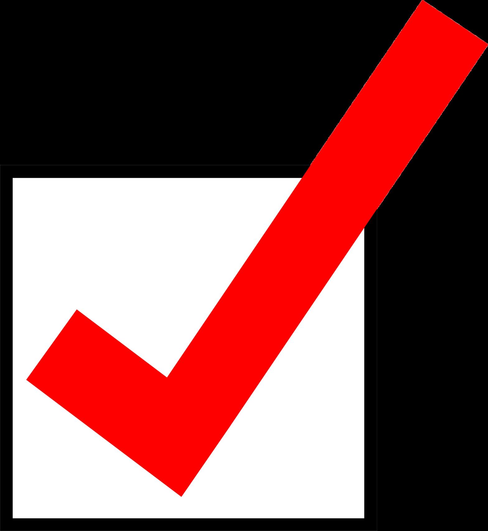 Check clipart check mark Check Mark Clip Clipart Check