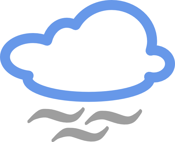 Breeze clipart foggy weather #9