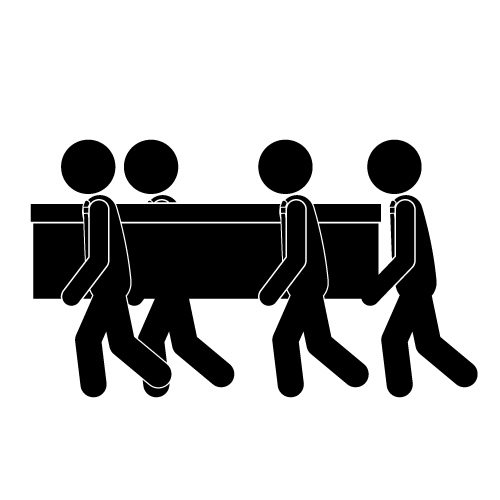 Symbol clipart funeral Clipart People clipart Funeral Funeral