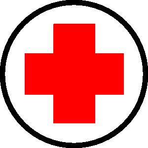 Emergency clipart hospital cross Vector art Cruz Art Clip