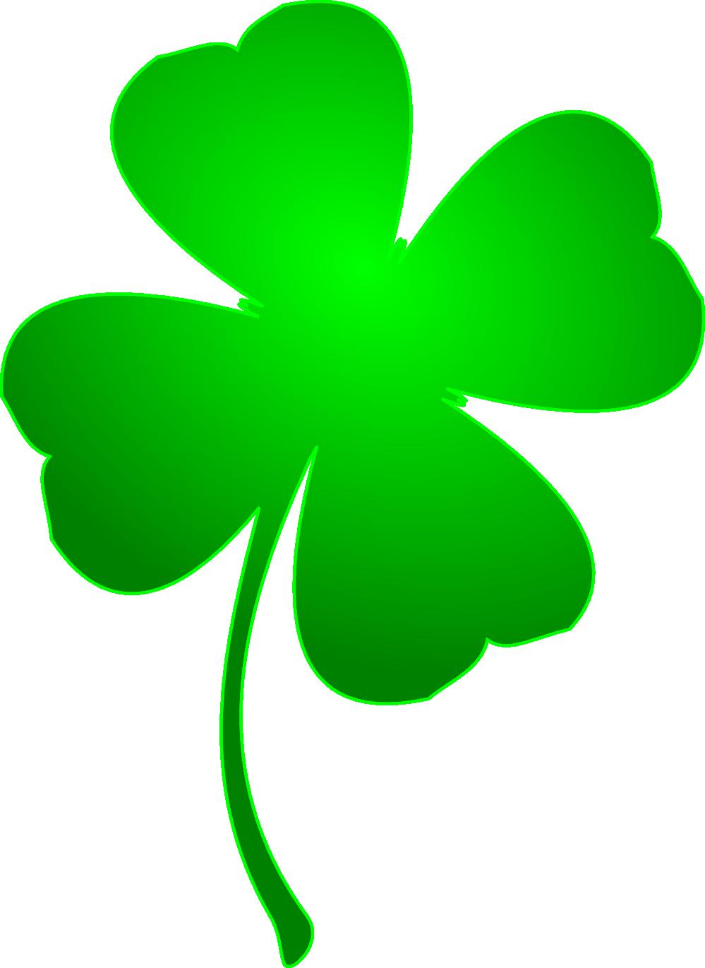 Symbol clipart irish Lucky Saint Patricks 109(K) Paper