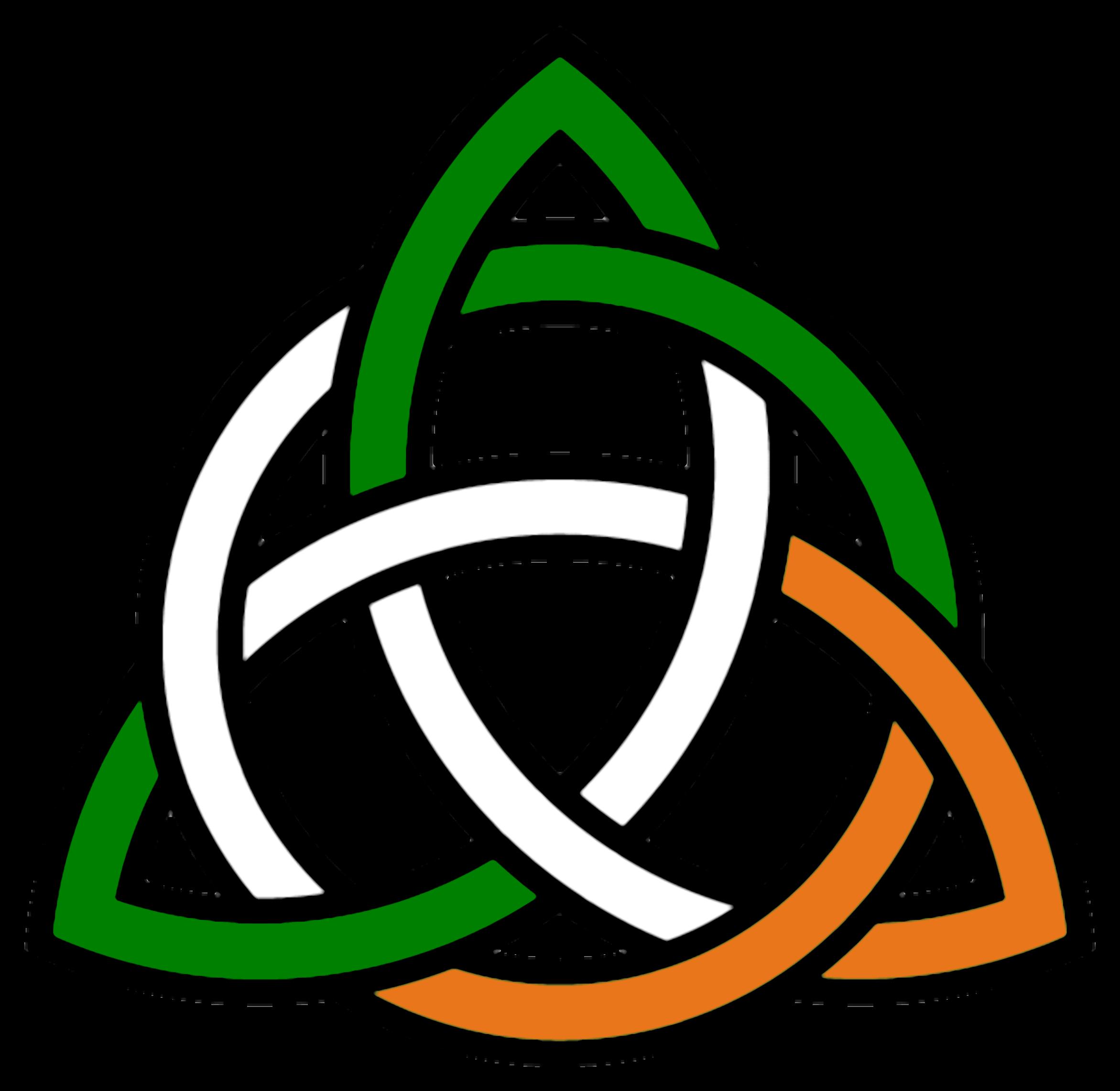 Celt clipart trinity knot #10