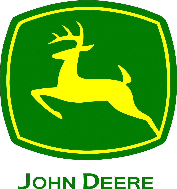 Symbol clipart john deere  Art Tractor Logo Clipart