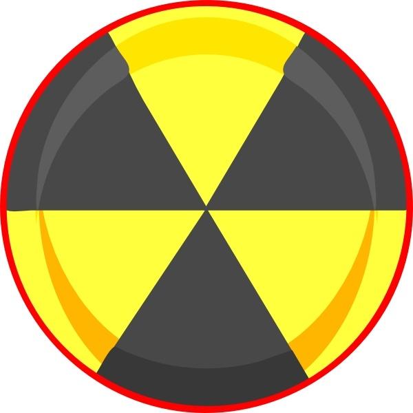 Nuclear clipart logo #11