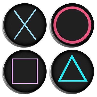 Symbol clipart playstation Symbols Pack Buttons PlayStation back