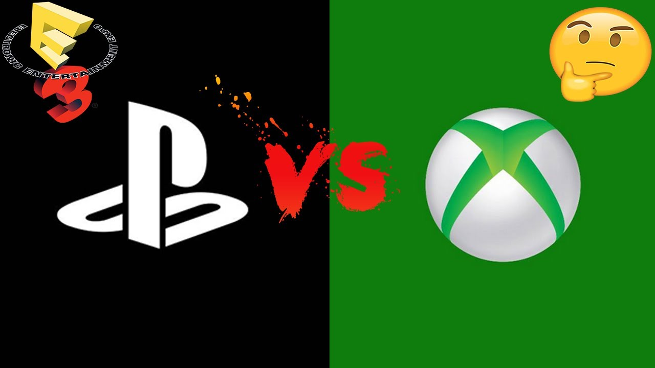 Symbol clipart playstation WHO XBOX PLAYSTATION VS VS