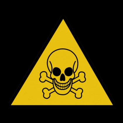 Symbol clipart poisonous Lead Clipart Symbol Poison Free