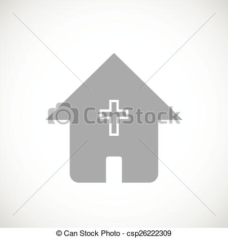 Symbol clipart protestant Icon church  Clipart of