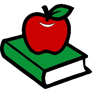 Geography clipart apple book Clip Art Apple Apple For