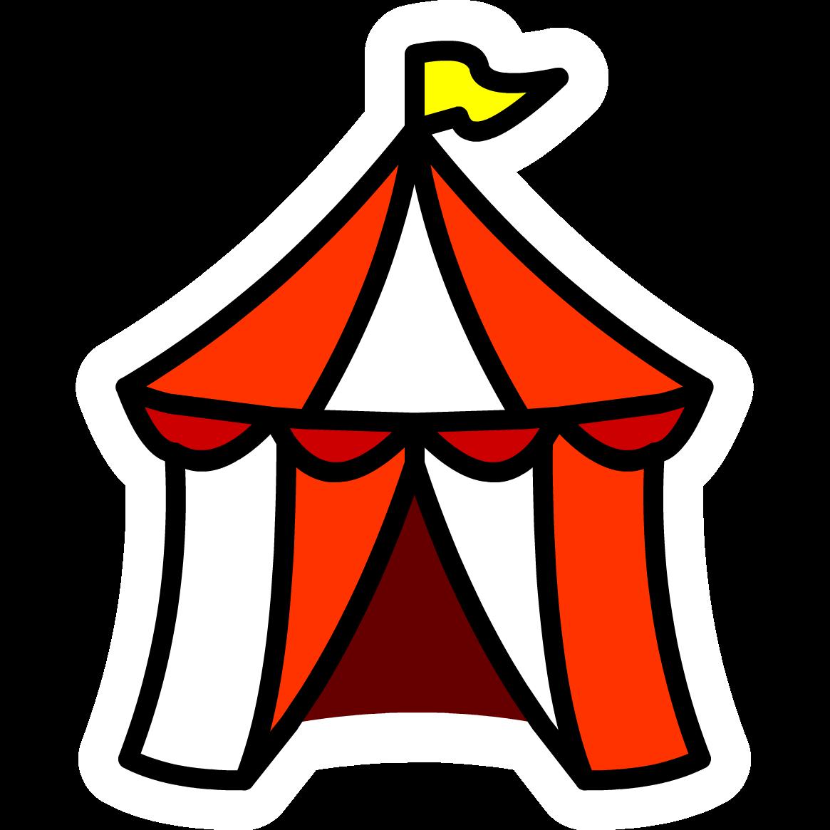 Penguin clipart circus Tent Circus Clipart Clipart Cliparts