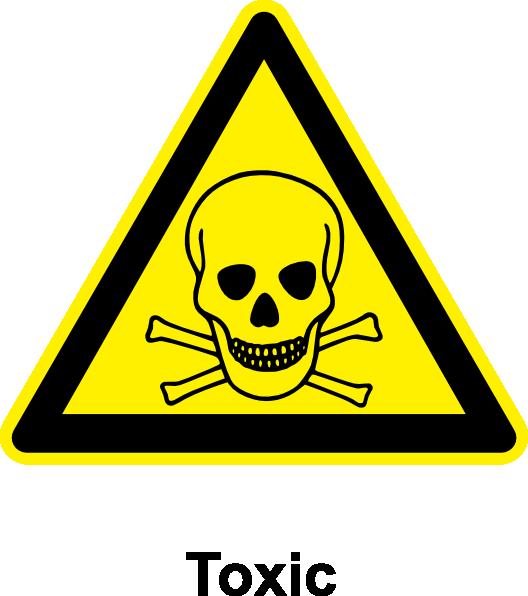 Danger clipart harmful Art Clip as: vector Sign