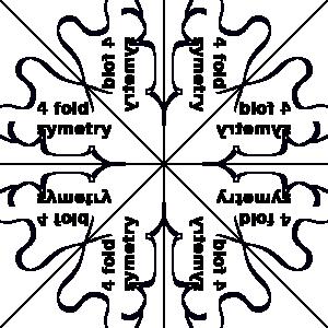 Symmetry clipart Art Download Fold Clip 4