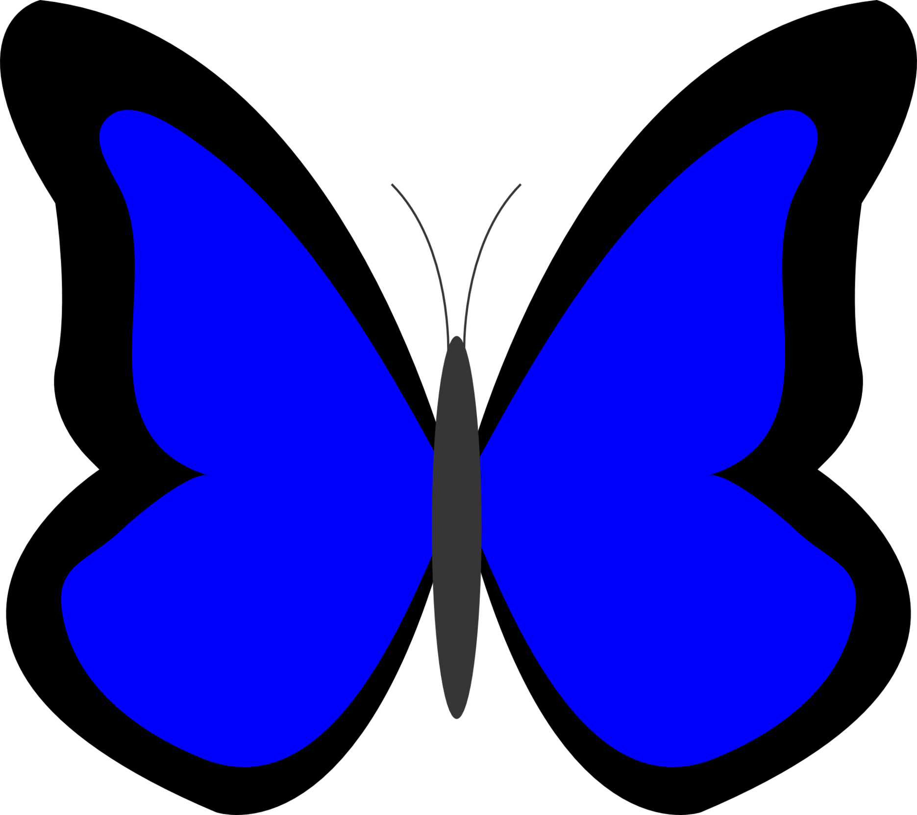 Symmetry clipart butterfly Clipart Clipart Clipart Image Butterfly