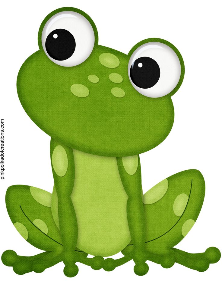 Symmetry clipart cute frog Cute A 245 few Pin
