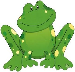 Symmetry clipart cute frog On images art best Pinterest
