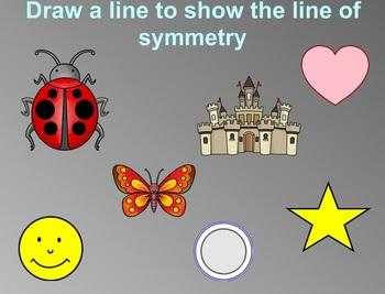 Symmetry clipart kindergarten Nature in Kindergarten Julie Big