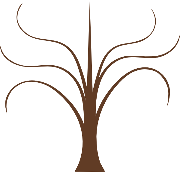 Tree clipart branch a #4