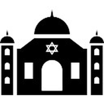 Synagogue clipart cathedral Download Free front Synagogue Icons
