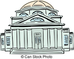 Synagogue clipart With of Roof Domed Roof;