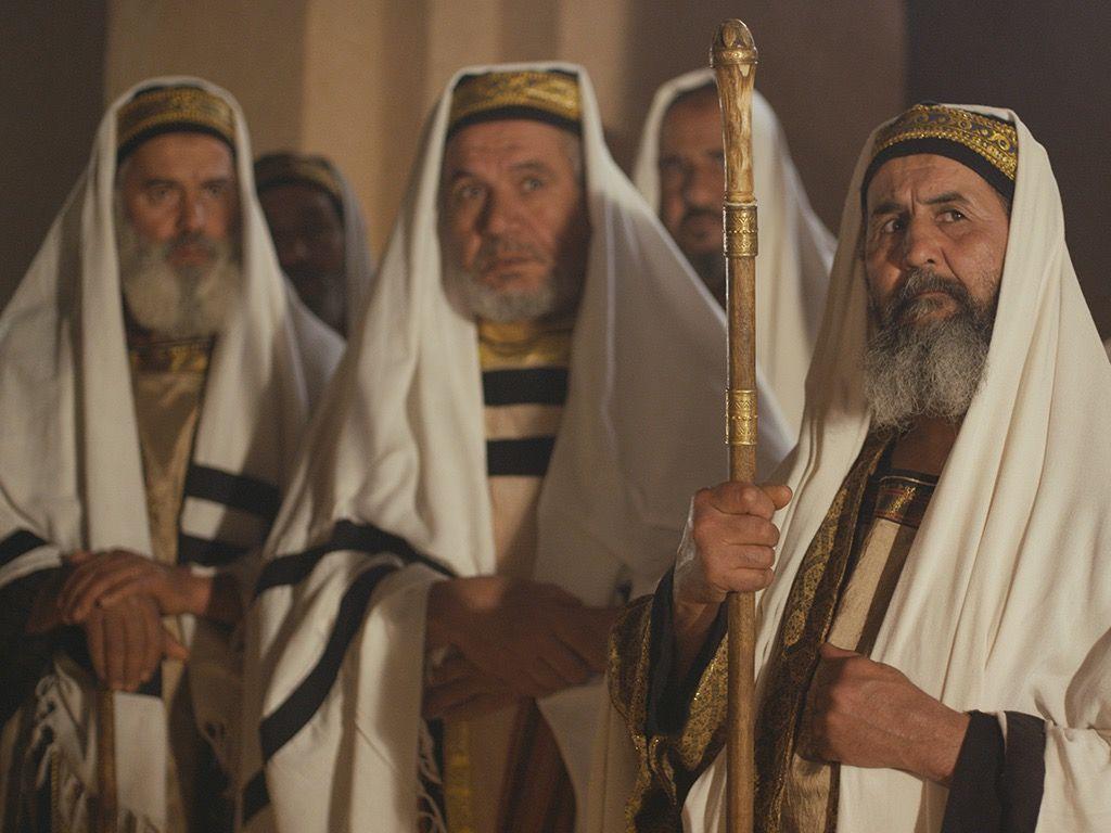Synagogue clipart sabbath Woman said Bible on healed