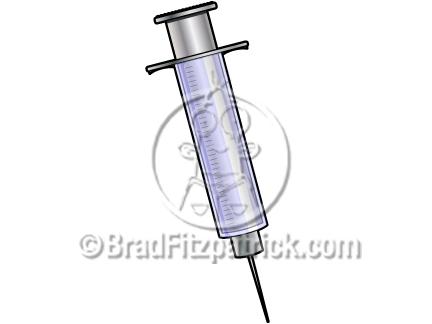 Syringe clipart empty Clipart Clipart Syringe Cartoon Syringe