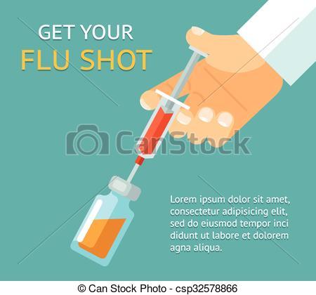 Syringe clipart flu shot Get Clip flu your Doctor