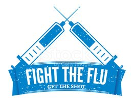Syringe clipart flu shot Vectors Shot Flu Stamp Stamp