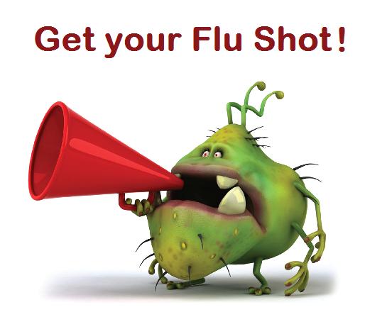 Syringe clipart flu shot Flu Get your Flu flu