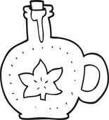 Syrup clipart Clip cartoon Royalty Maple syrup