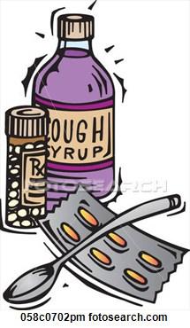 Medicine clipart cold cough Syrup clip cold medicines (38+)